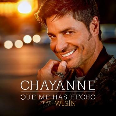 """Photo of Chayanne presenta """"Que me has hecho"""" junto a Wisin"""