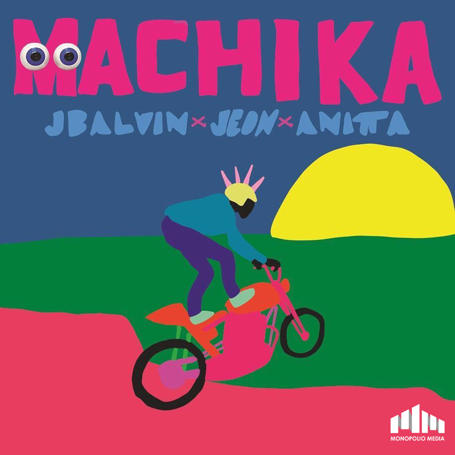 Photo of J Balvin, Jeon, Anitta – MACHIKA