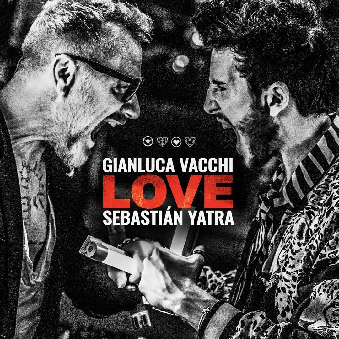 Photo of LOVE – Gianluca Vacchi, Sebastián Yatra