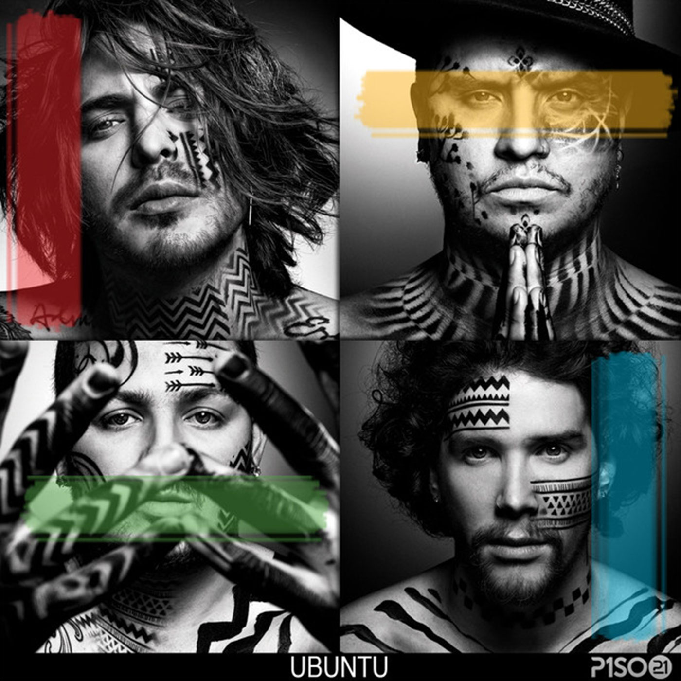 Photo of Piso 21 – Ubuntu (Album) (2018)