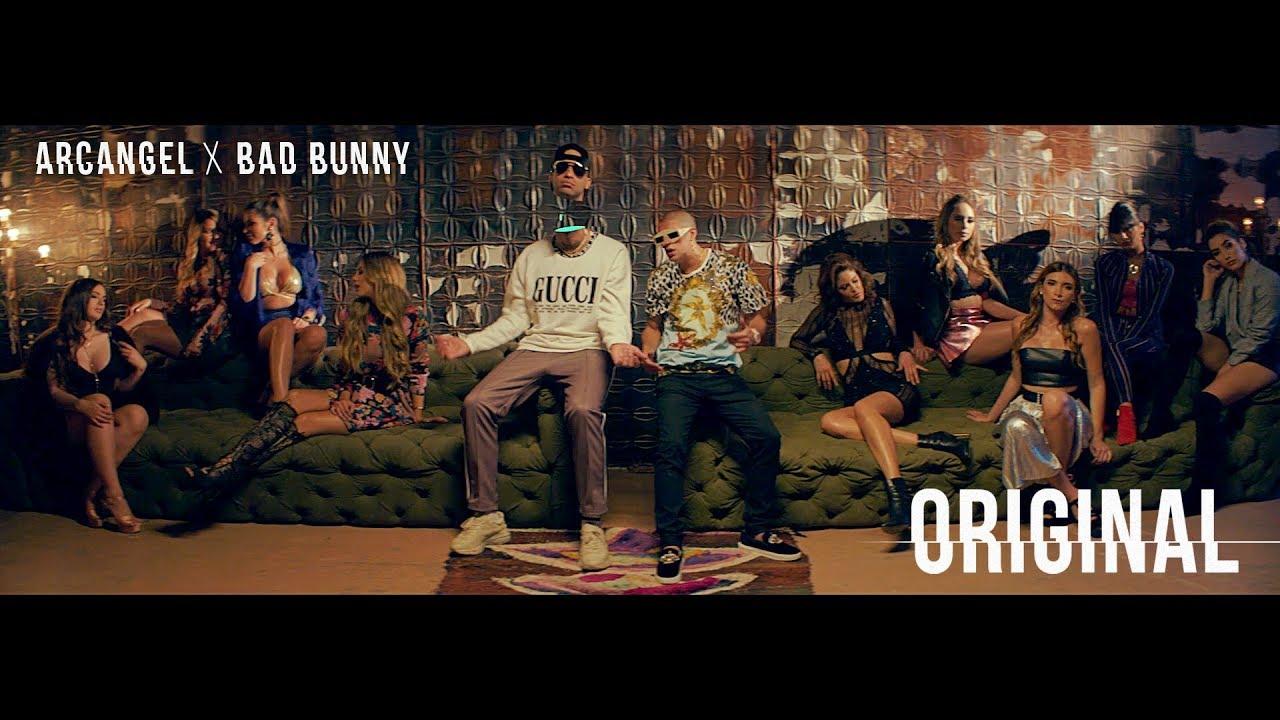 Photo of Original (Video Oficial) – Arcangel, Bad Bunny