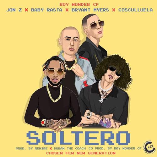 Photo of Soltero – Jon Z, Baby Rasta, Bryant Myers, Cosculluela