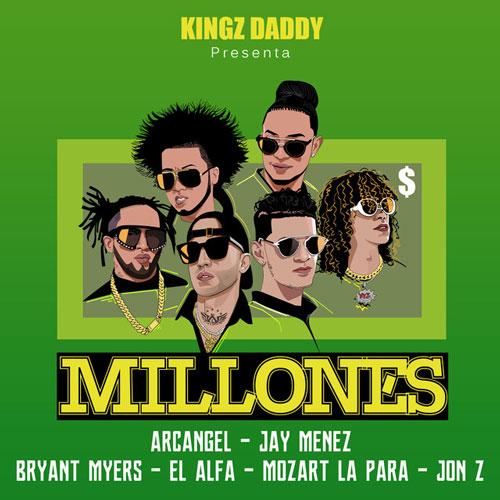 Photo of Millones – Arcangel, J Menez, Jon Z, Bryant Myers, El Alfa, Mozart La Para