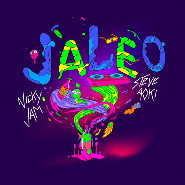 Photo of Jaleo – Nicky Jam, Steve Aoki