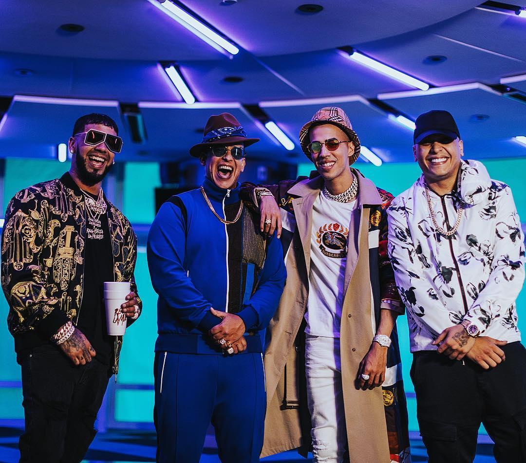 "Photo of ""Asesina Remix"" de Brytiago, Daddy Yankee, Ozuna, Darell y Anuel AA se vuelve viral"