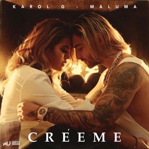 Photo of Creeme – Karol G, Maluma