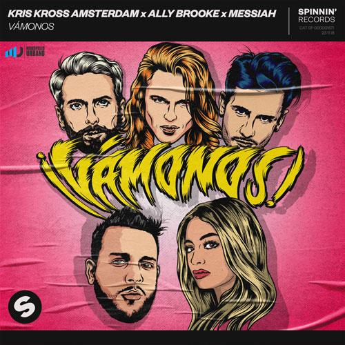 Photo of Vamonos – Kris Kross Amsterdam, Ally Brooke, Messiah