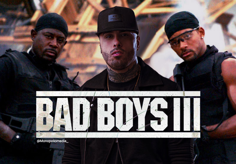 "Photo of Nicky Jam pudiera actuar en la película ""Bad Boys III"""