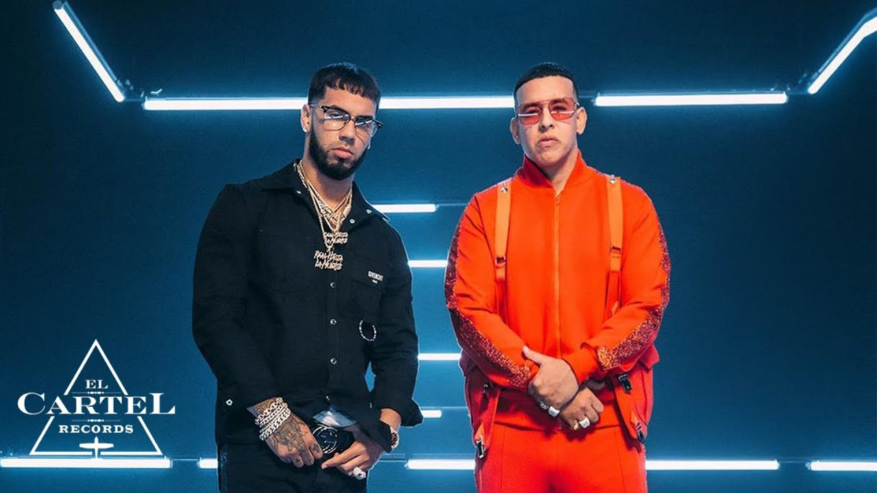 Photo of Adictiva (Video Oficial) – Daddy Yankee, Anuel AA