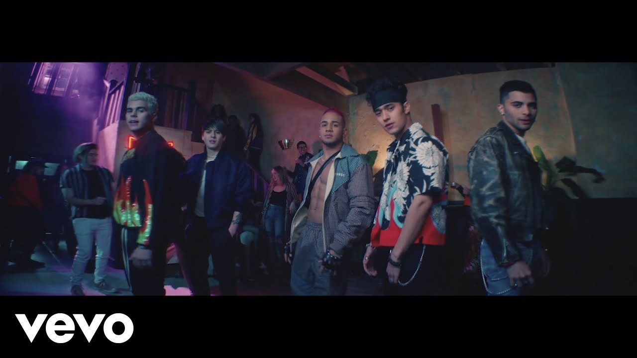 Photo of CNCO – Pretend (Video Oficial)