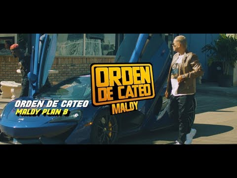 Photo of Maldy – Orden de Cateo (Video Oficial)