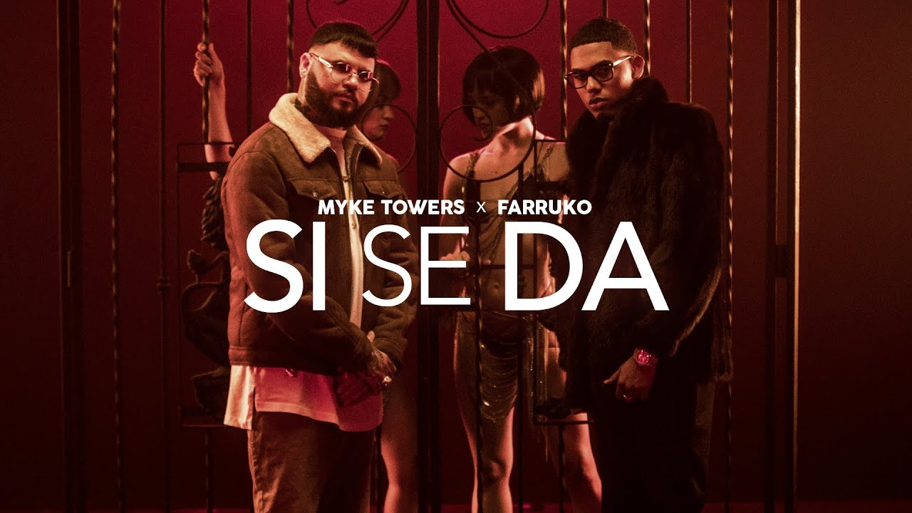 Photo of Myke Towers Ft. Farruko – Si Se Da (Video Oficial)