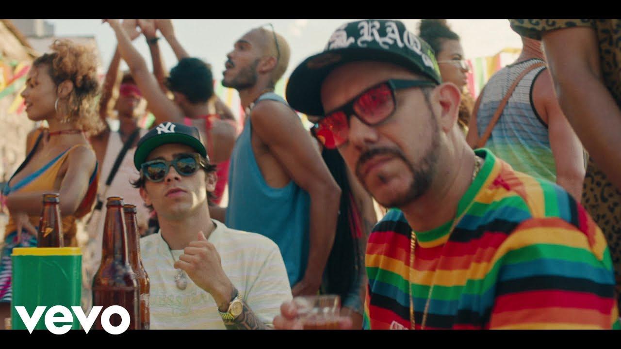 Photo of Tropkillaz Ft. J Balvin, Anitta y MC Zaac – Bola Rebola (Video Oficial)
