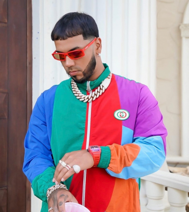 Photo of Anuel AA celebra un año en libertad