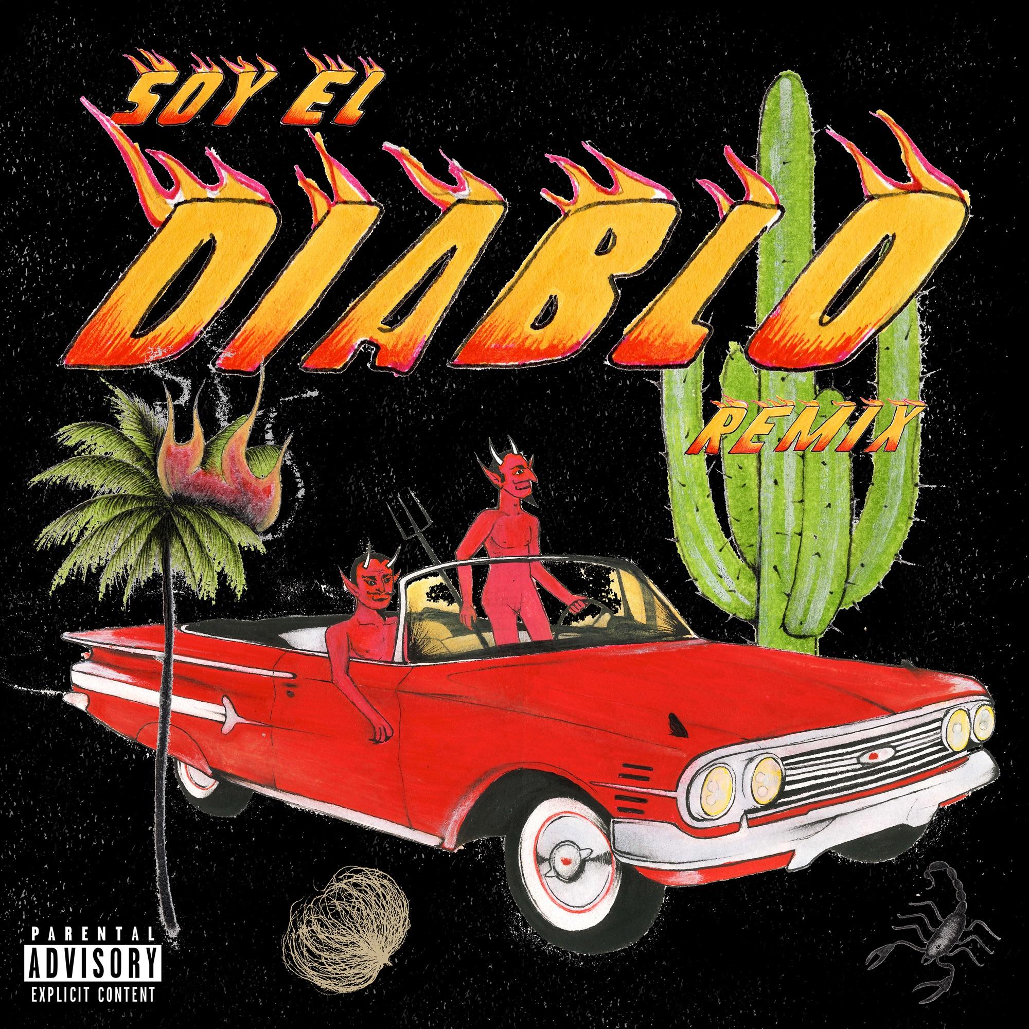 Photo of Natanael Cano Ft. Bad Bunny – Soy El Diablo (Remix)