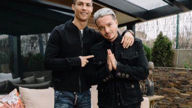 Photo of Cristiano Ronaldo le agradece a J Balvin por nombrarlo en 'Blanco'