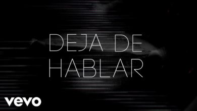 Photo of Chesca Ft. Jon Z – Deja De Hablar (Video Lyric)