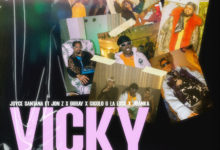 Photo of Joyce Santana Ft. Jon Z, Juanka, Gigolo y La Exce – Vicky (Remix)