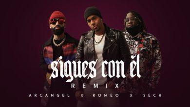 Photo of Arcangel Ft. Sech y Romeo Santos – Sigues Con Él (Remix) [Video Oficial]