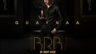Photo of Guaynaa – BRB Be Right Back (EP) (2020)