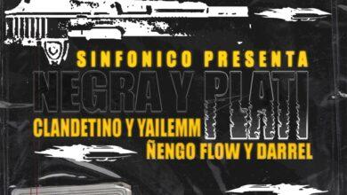 Photo of Darell Ft. Ñengo Flow, Clandestino y Yailemm – Negra y Plati