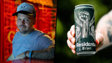 Photo of Residente dio a conocer su marca en Cervezas