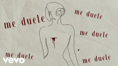 Photo of Marie Monti – Me Duele