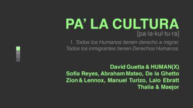 Photo of David Guetta Ft. Human X, De La Ghetto, Zion y Lennox, Manuel Turizo, Lalo Ebratt y Más – Pa' La Cultura