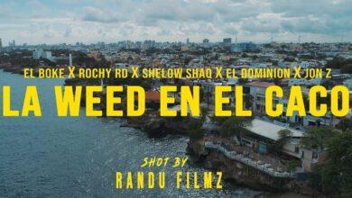 Photo of El Boke Ft. Jon Z, Rochy RD, Ele A El Dominio y Shelow Shaq – La Weed En El Casco