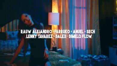 Photo of Rauw Alejandro Ft. Dalex, Lenny Tavarez, Sech, Anuel AA, Farruko y Justin Quiles – Elegí (Remix)