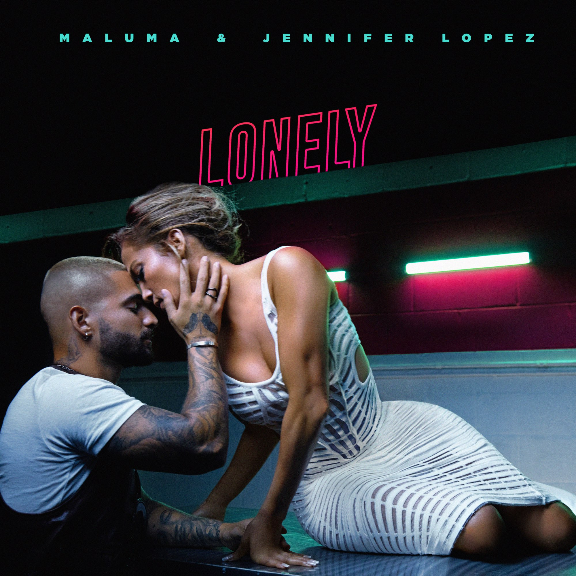 Photo of Maluma Ft. Jennifer Lopez – Lonely