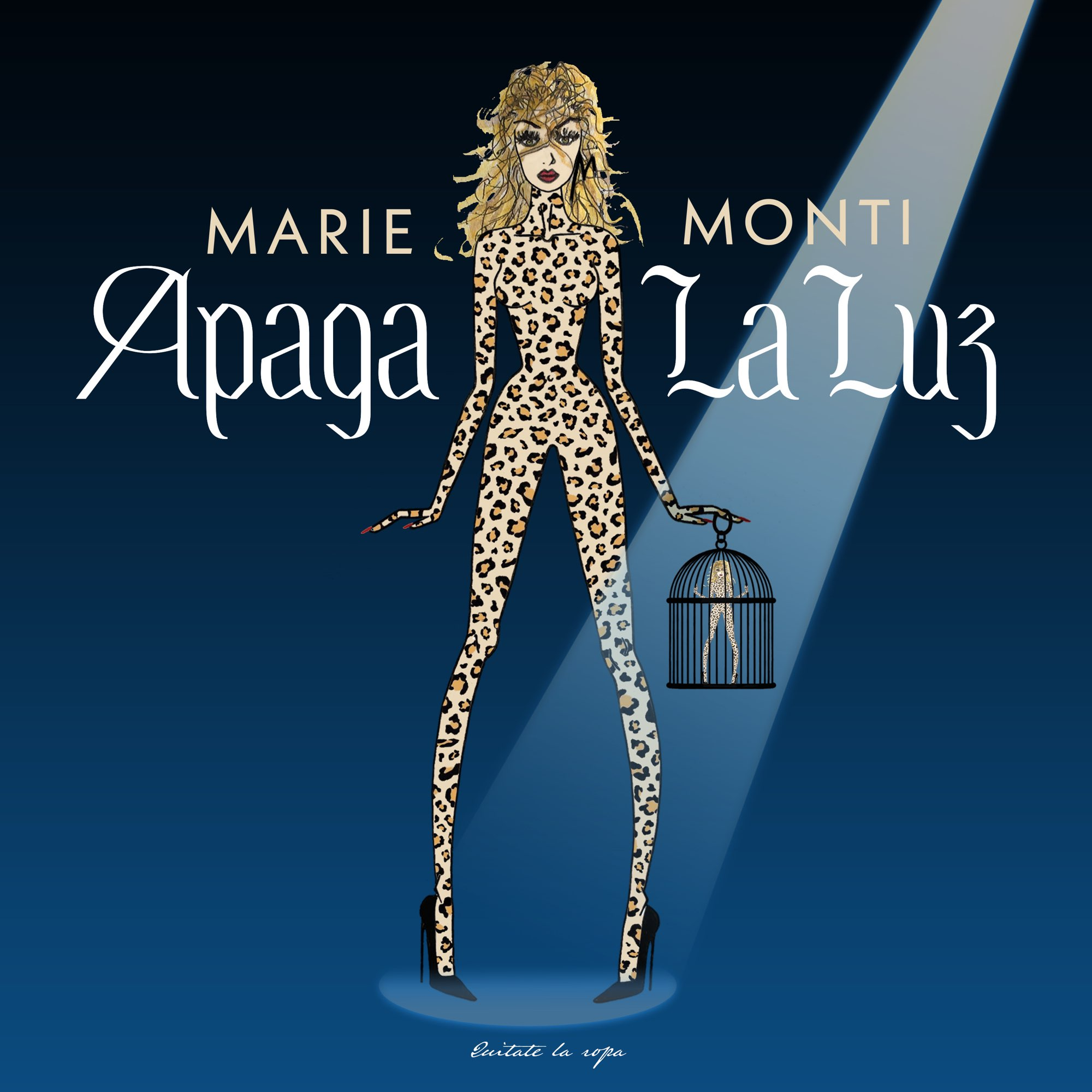 Photo of Marie Monti – Apaga La Luz