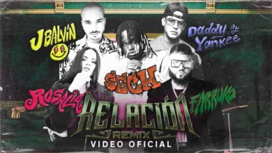 Photo of Sech Ft. Daddy Yankee, J Balvin, Rosalía y Farruko – Relación (Remix) [Video Oficial]