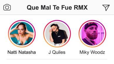 Photo of Natti Natasha Ft. Justin Quiles y Miky Woodz – Qué Mal Te Fue (Remix)